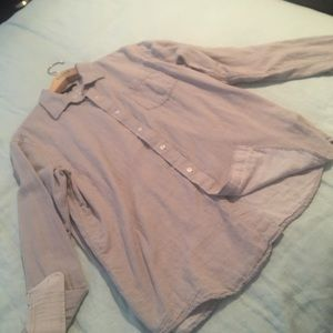Banana Republic Button-Down